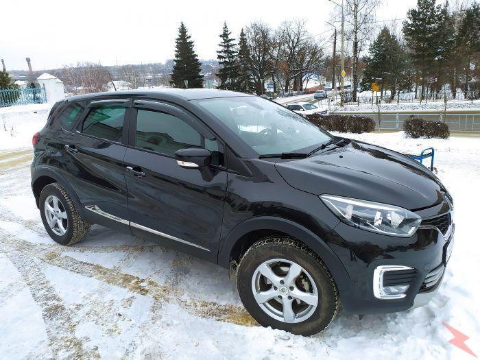 Renault 4, 40 000 км, цена 1120000 руб., Плавск