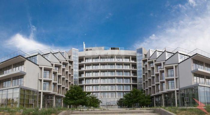 Гостиница. Отель. Здание гостиницы г. Астрахань, р-н . ..,  Астрахань