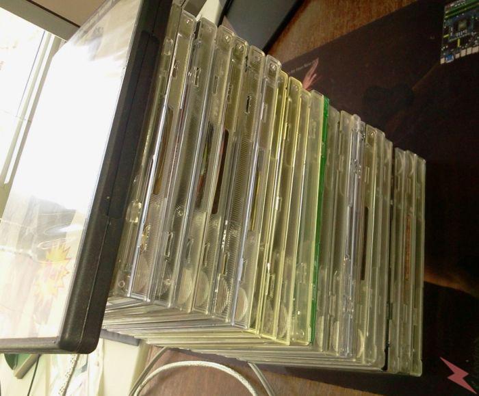 Коробки от компакт-дисков CD - DVD Box,  Казань