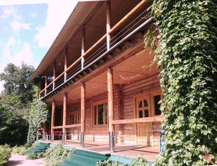Продаю коттедж , 490 кв.м , деревянный, Щелково