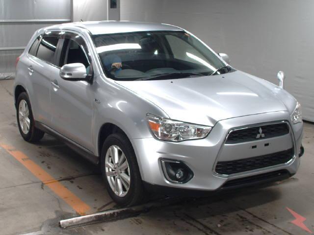 Mitsubishi RVR, 57 000 км, цена 1096000 руб., МОСКВА