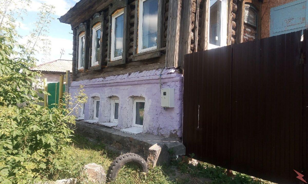 Продаю  дом , 34 кв.м , деревянный, Троицк