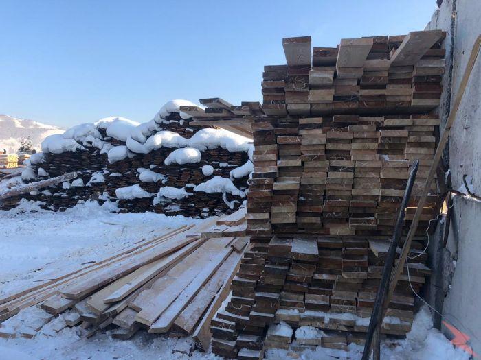 Доска лиственная экспортного качества,  Абакан