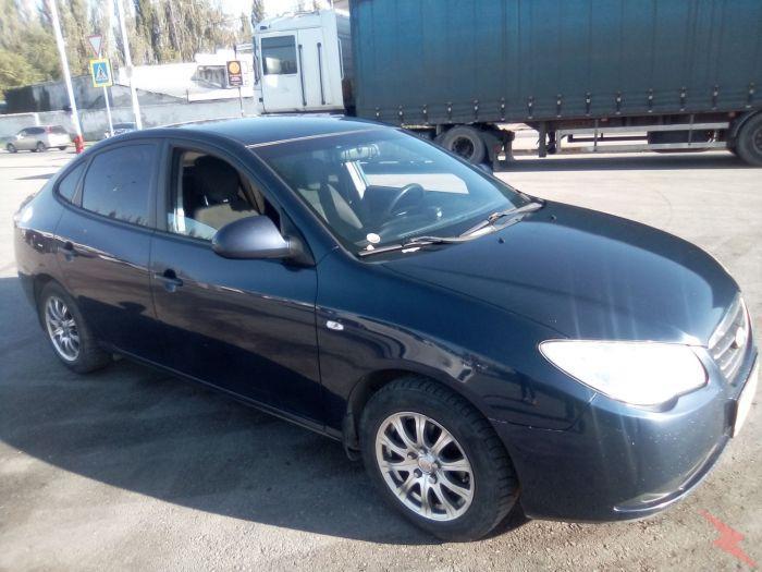 Hyundai Elantra, 180 000 км, цена 380000 руб., Симферополь
