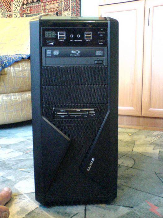Системный блок Intel core i5 в отличном состоянии,  Ростов-на-Дону