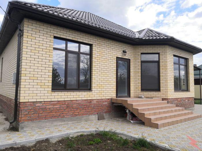 Продаю Дом , 111 кв.м , Кирпичный, Динская