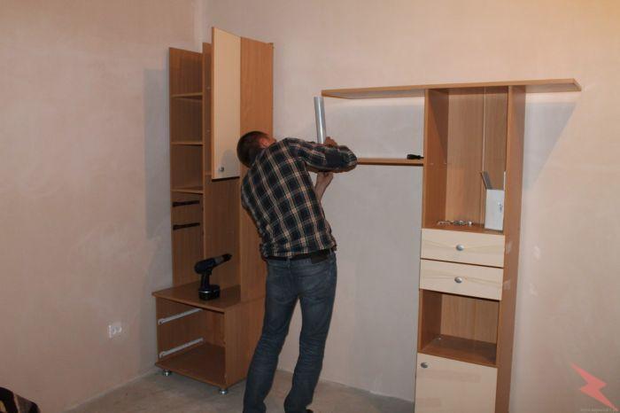 Сборка мебели и ремонт мебели, Краснодар