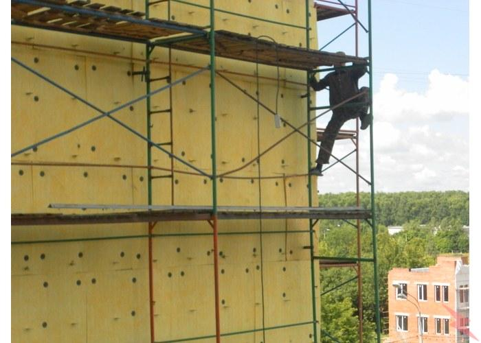 Монтаж строительных лесов всех модификаций, МОСКВА