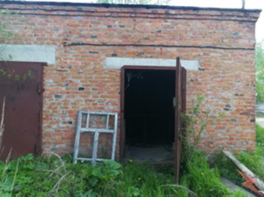Кирпичный гараж, 45,3 м, Козельск