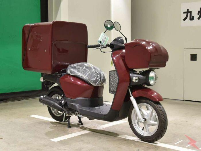Скутер грузовой Honda Benly 50 рама AA03, МОСКВА