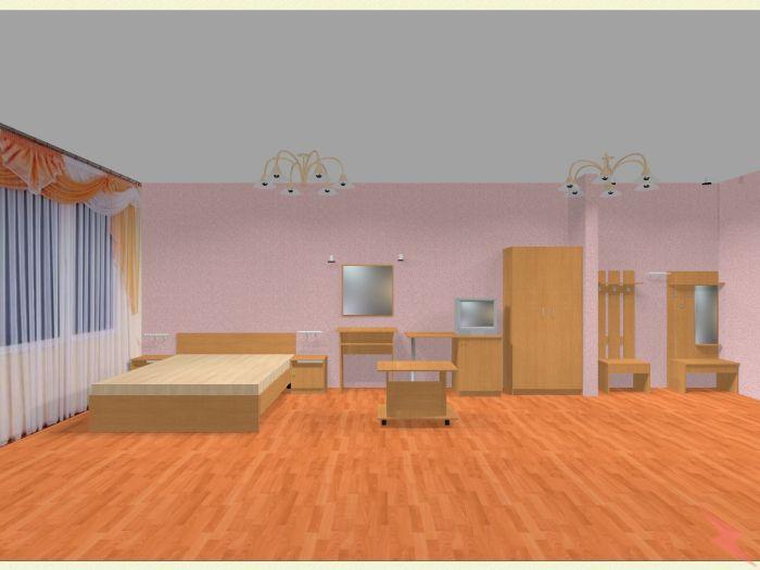 Изготовление и продажа гостиничная мебель, Краснодар