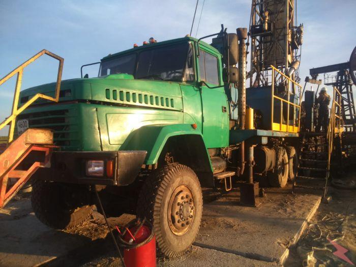 УПА 60 80 на шасси КрАЗ-63221 -2014 г. в., Стерлитамак
