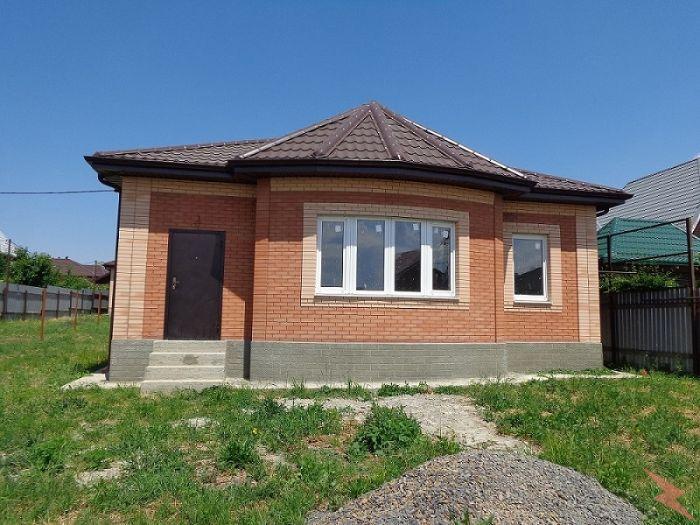 Продаю  дом , 100 кв.м , кирпичный,  Ростов-на-Дону