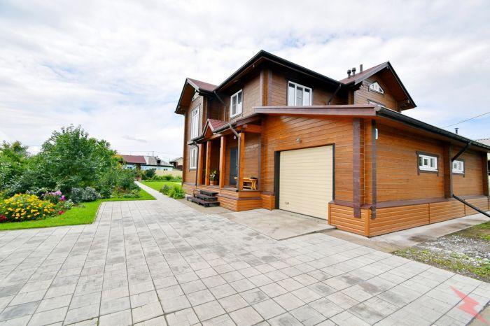 Продаю коттедж , 255 кв.м , деревянный, Иркутск