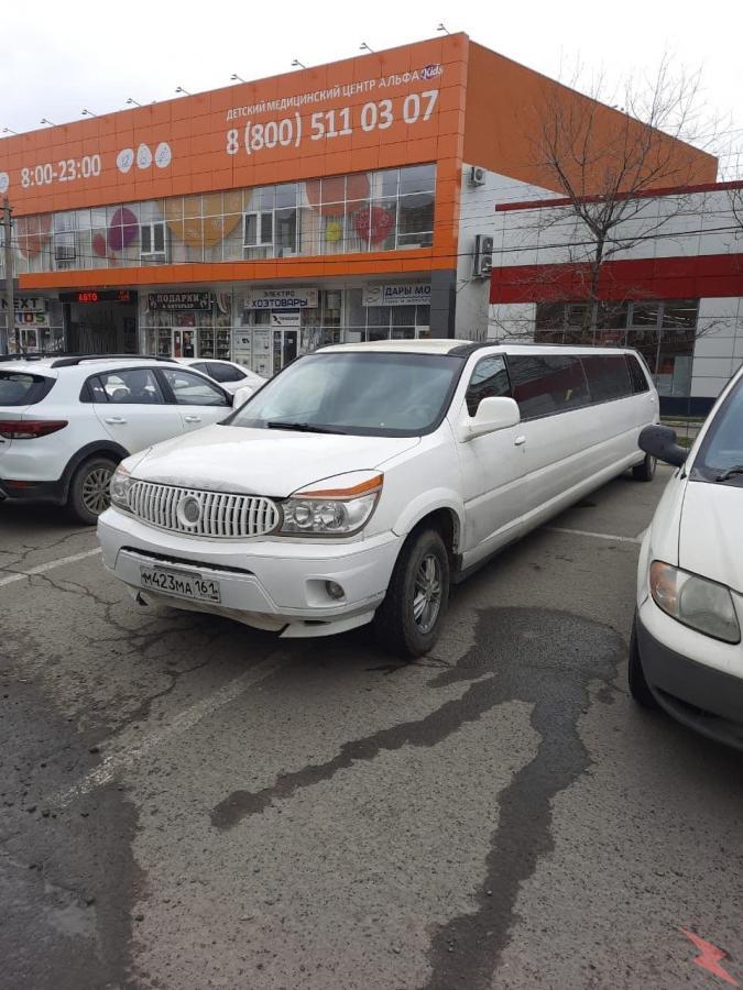 Buick RandezVous, 138 000 км, цена 400000 руб., Анапа