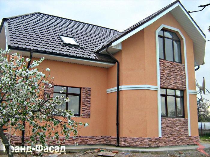 Утепление фасадов частных домов минеральной ватой, Ростов-на-Дону