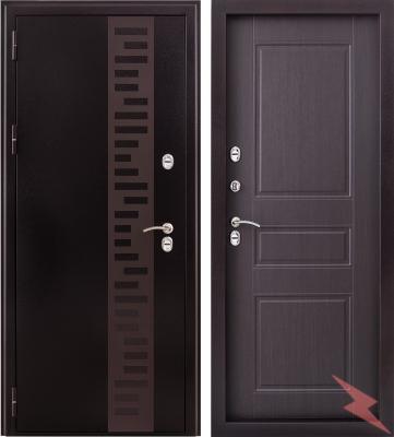 Дверь входная металлическая для дома с терморазрывом, Калуга